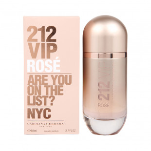 212 VIP ROSE F EDP NS 80ML