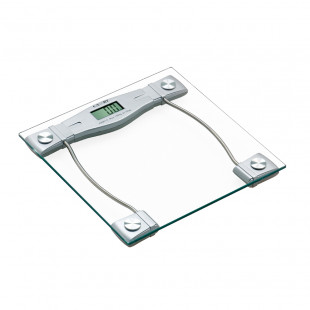 BALANZA DIGITAL ULTRA SLIM VIDRIO   SILVER