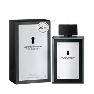 SECRET EDT 200ML VAP