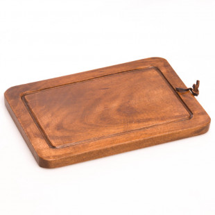 TABLA RECTANGULAR MADERA MEDIUM 30*21*2CM