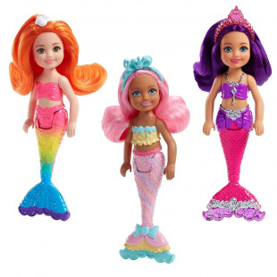 BARBIE CHELSEA MERMAID