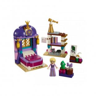 Dormitorio de Rapunzel en el castillo