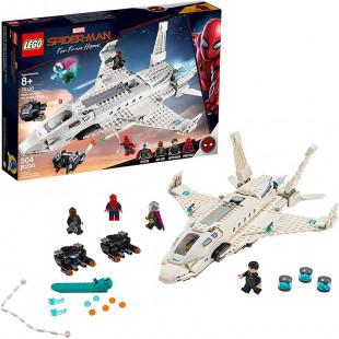 Jet Stark y el Ataque del Dron