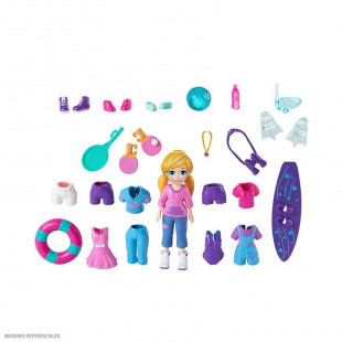POLLY POCKET PACKS DE ACCESORIOS