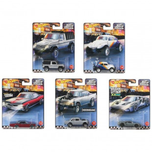 HOT WHEELS BOULEVARD COLLECTION