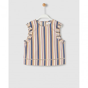 BLUSA SM RAYAS MULTICOLORES DO