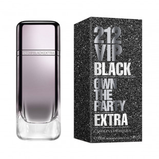 212 VIP BLACK EXTRA 100ML 19