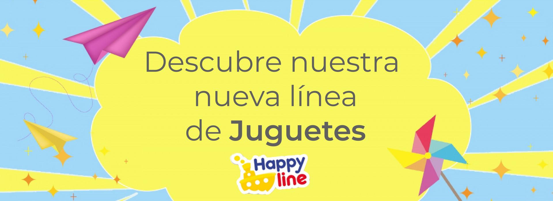 Happy line juguetes
